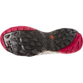 La Sportiva Akasha Zapatillas running Mujer, carbon/beet